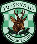 Lovačko društvo Srndać, Brod Moravice logo